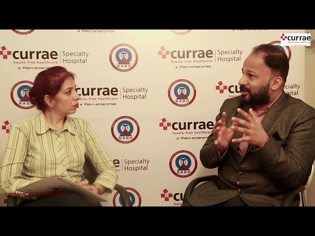 What Is Total Hip Replacement Surgery? - Dr. Shailendra Patil | Currae Hospital