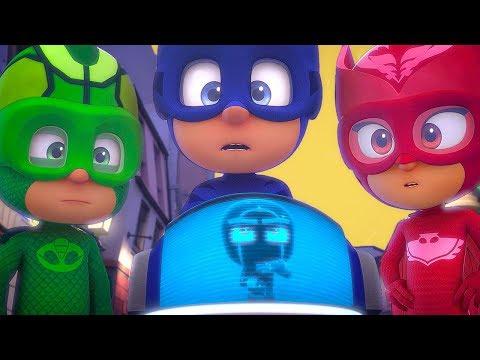 PJ Masks en Español -  La maravilla de dos ruedas de Gatuno - Dibujos Animados