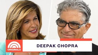 Deepak Chopra Shares His Best Life Advice & Thoughts On Social Media | TODAY
