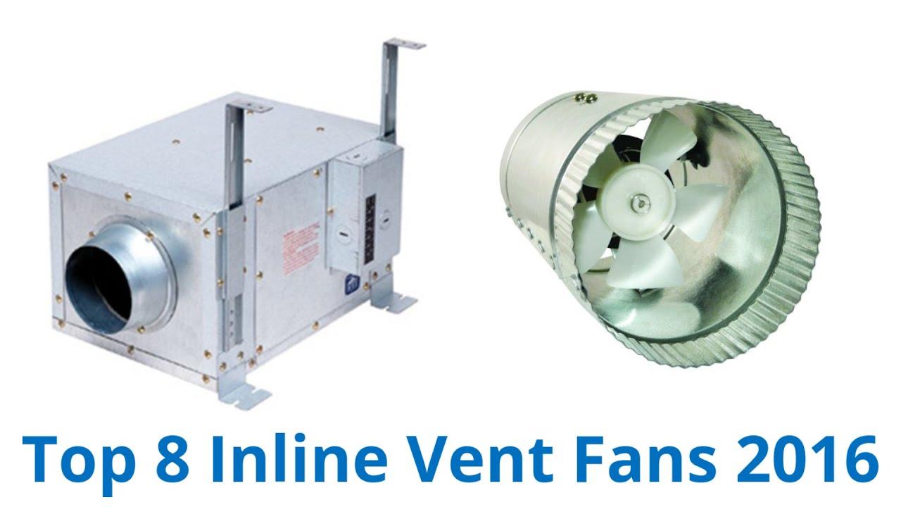 Best Inline Vent Fans YouTube - Panasonic inline bathroom fan