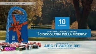 """AIRC """"I Cioccolatini della Ricerca"""" tornano sabato 10 novembre"""