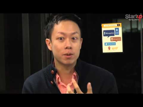 Eric Gnock Fah (Klook) at Startup Grind Hong Kong