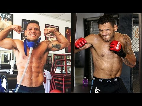 Rafael Dos Anjos | UFC Training Highlights | MMA Workout Motivation