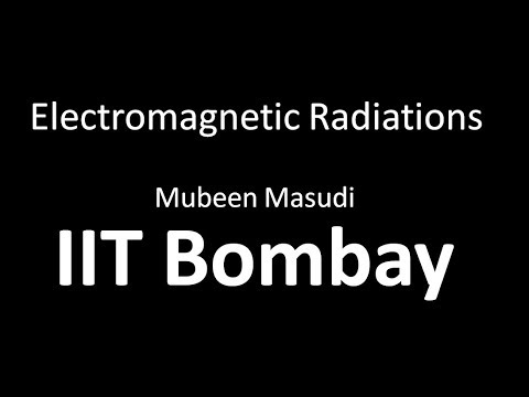 Atomic Structure: 2. Electromagnetic Radiations