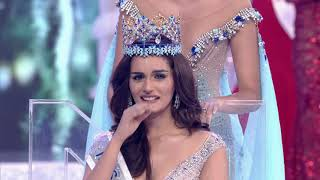 Video Miss World 2017 - Manushi Chhillar's Crowning download MP3, 3GP, MP4, WEBM, AVI, FLV Agustus 2018