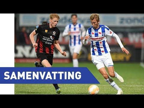 Samenvatting Excelsior - sc Heerenveen (18-19)