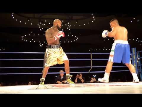 Ryan Ford vs. Victor Palacios