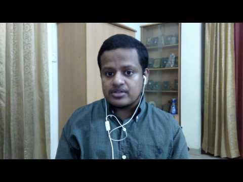 English/ESL Teacher Introduction Video - Sharif Ahmad Shabbir