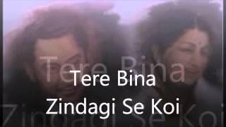 Tere Bina Zindagi Se Koi - Instrumental by Rohtas
