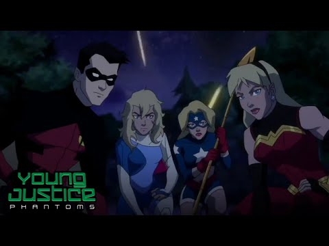 Download Young Justice 4x03 - Outsiders Flashback