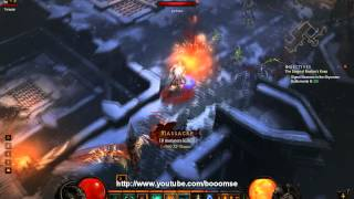 Diablo 3 gameplay PC HD