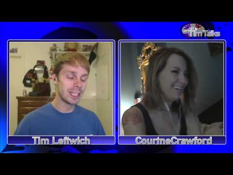 Tim Talks to Courtney Crawford, Artist and Photographer