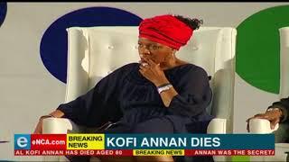 Remembering Kofi Annan