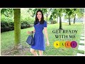 GET READY FOR WORK WITH ME | FT NORDSTROM SALE ITEMS