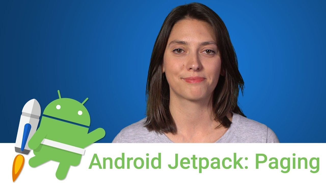Android Jetpack: Paging