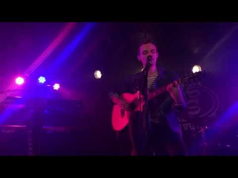 Say Love - James TW (NEW SONG) Glasgow 17.10.17