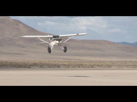 FlyBy From High Sierra Fly In
