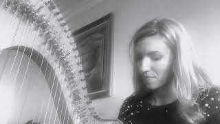 There you'll be - (Harp cover) YouTube Thumbnail
