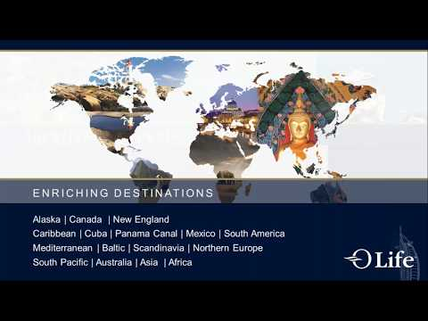 Savor Your World, with Oceania Cruises