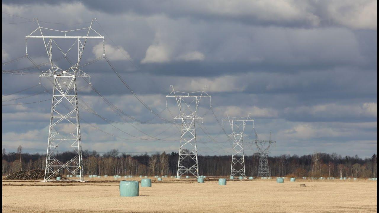 Eesti-Läti III elektriühenduse ehitus