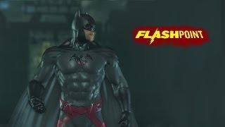 SKIN; Batman; Arkham City; Flashpoint Batman