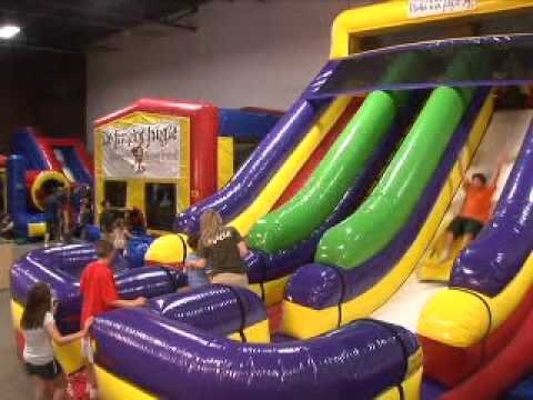 The Jumping Jungle commercial - East Brunswick, NJ - YouTube