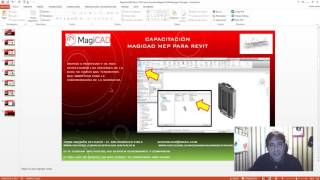 MagiCad para Revit MEP 2017 + Link de Descarga / Jaime Guzman Delgado El BIM Manager Chile
