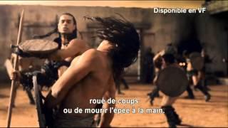 Spartacus : Les dieux de l'arène - Trailer