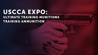 USCCA Expo: UTM Training Ammunition