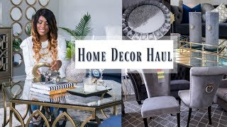 ✨Glam Home✨ NEW HOME DECOR HAUL | GLAM ROOM DECOR