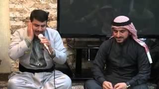 مفتي مسجد الاقصى مع قارئ عبدالرحمن الكوردي و محمد العزاوي 2016