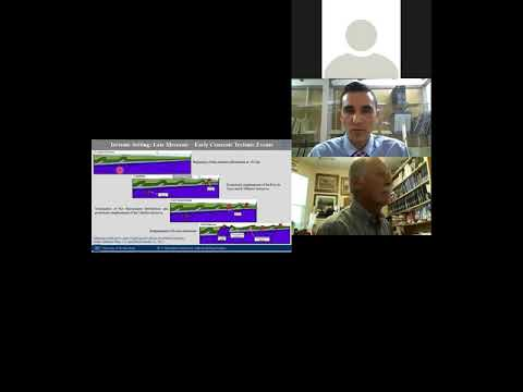 Gilberto Martinez-Esparza PhD defense talk Concepcion del Oro Central Mexico - Univ. of Nevada, Reno from YouTube · Duration:  1 hour 2 minutes 21 seconds
