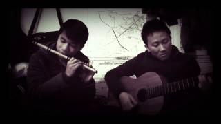 TÌNH XƯA NGHĨA CŨ 2 (JIMI NGUYỄN)- GUITAR VS SÁO TRÚC (MR THÍCH & MÃO MÈO)- HỢP ÂM CỰC CHUẨN