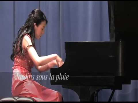 Works by Beethoven, Chopin, Debussy, and Tchaikovsky performed by Melody Hui-Chi Lin, piano