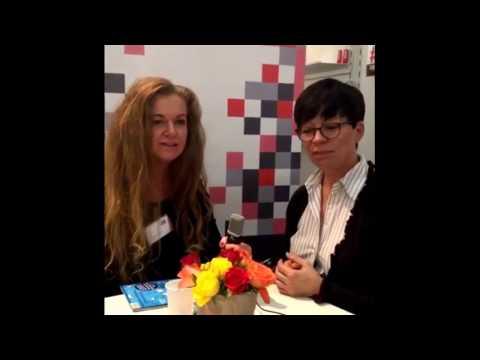 Frankfurter Buchmesse 2016: Interview mit Ingrid Haag und DMW Martina Troyer