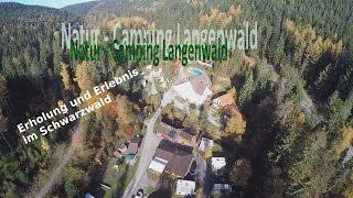 Herbsturlaub Schwarzwald: NATUR CAMPING LANGENWALD