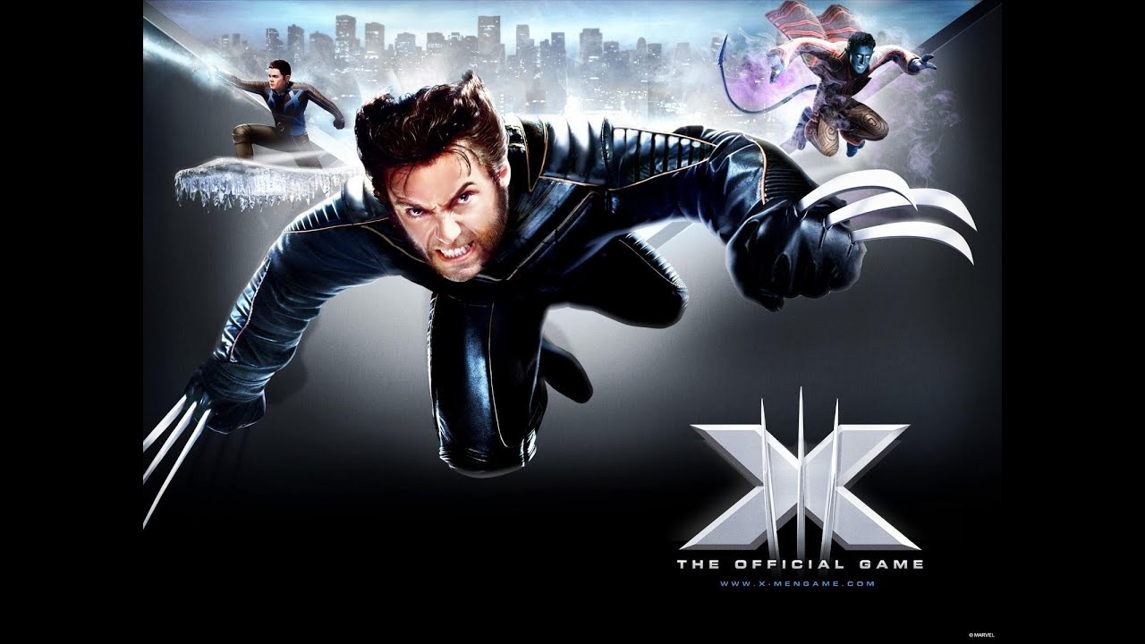 X Men The Official Game Full Movie All Cutscenes Cinematic ...