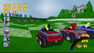 Hard Cup (Woody Woodpecker Racing)