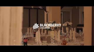 Свадьба в кафе Blackberry