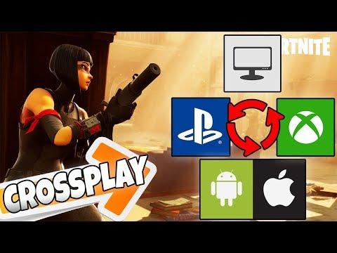 Cross Play FORTNITE TUTORIAL (Giocare da PS4 o XBOX One con amici da PC ) from YouTube · Duration:  6 minutes 47 seconds