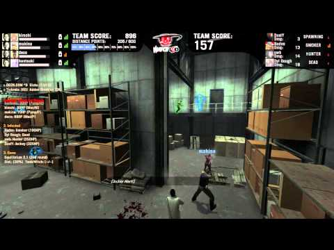 EQ Cup #3 - Round 4- -Carried Off - Team USA vs. nv- MATCH 2/2
