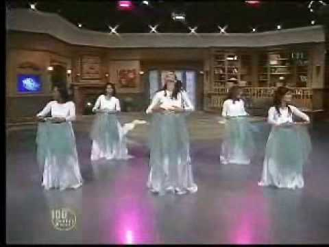 Psalm 23 dance by Worship in Motion