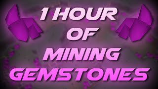 Mining Gemstones | Testing OSRS Wiki Money Making Methods