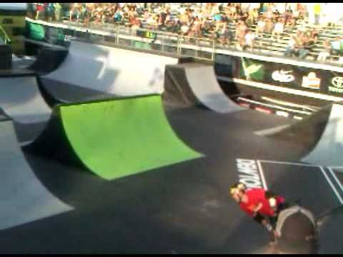 Haro's Ryan Nyquist Beat 16 other Pro BMX riders in Vegas by DJ Clover X