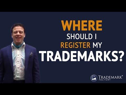 Where should I register my trademarks? | Trademark Factory® FAQ