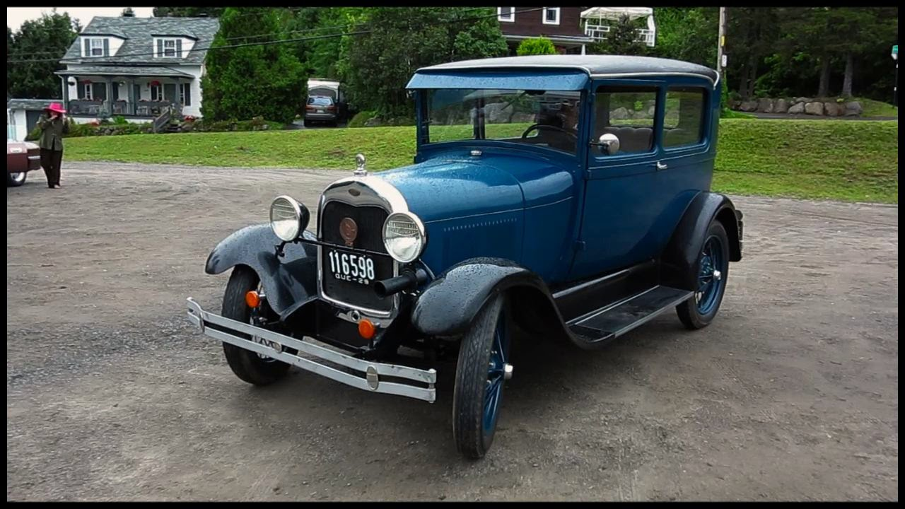 Ford model t 1929