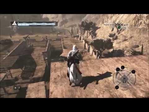 Assassin's Creed 1 Hardest King Richard Flag (Kingdom) For Nvidia Users