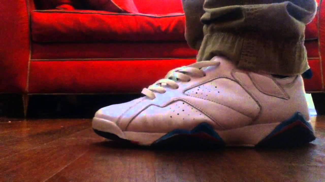Air Jordan Orion 7s ( on feet ) - YouTube 470e032bd