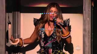 [Hd] Black Eyed Peas The Time (Dirty Bit) AMA 2010