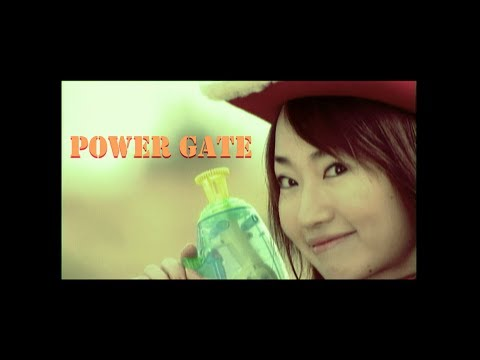水樹奈々「POWER GATE」MUSIC CLIP